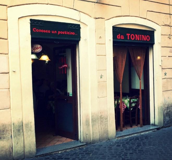 Trattoria Da Tonino
