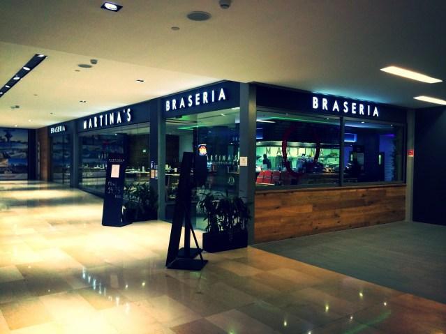 Martina's Brasería Restaurant e