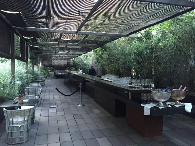 Restaurante BistrEau Angel León y Carme Ruscalleda