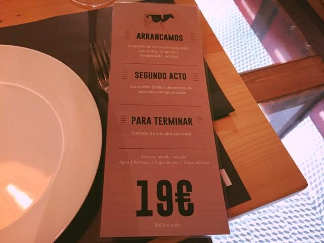Restaurante Tapatxi