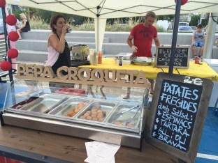 food truck route pepa croqueta