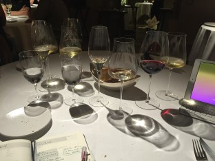 mercer restaurant vinos