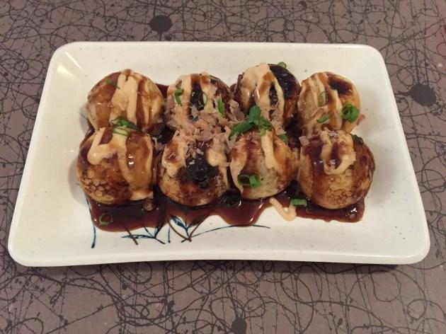 ramen suita Takoyaki