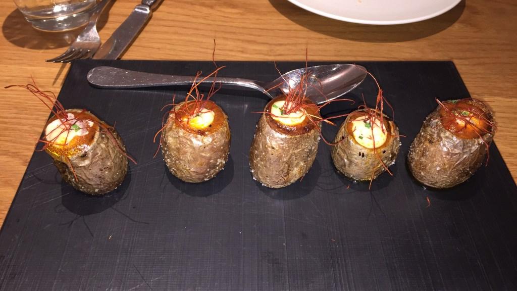 patatas bravas taberna milgritos