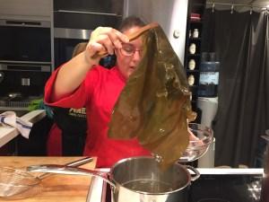 cómo hacer ramen caldo dashi