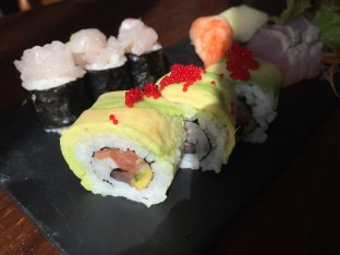 restaurante big fish sushi maki