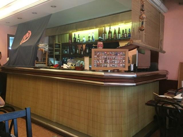 restaurante japones mikasa barcelona