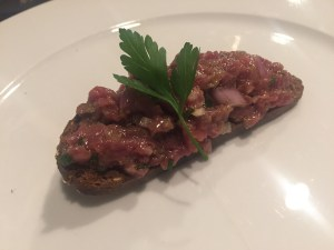nut gastrobar steak tartar