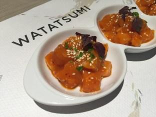 watatsumi Shake Yukke kimchi