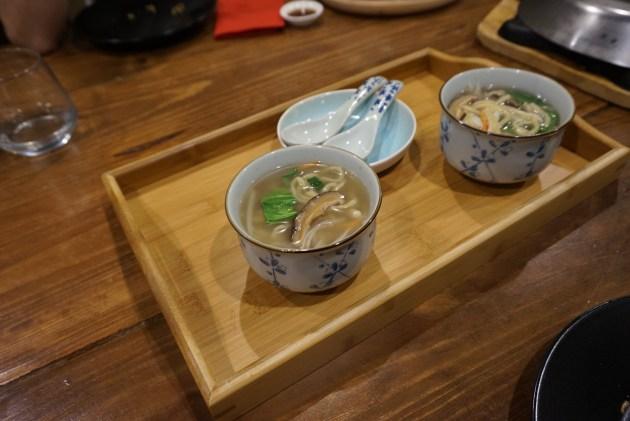 mian restaurante sopa de tallarines noodles ramen