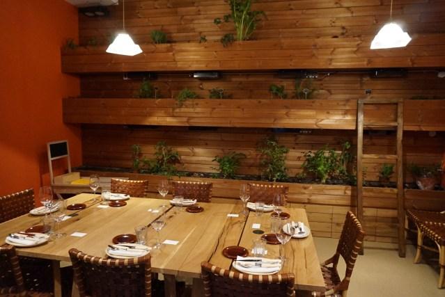 4 amb 5 Mujades Restaurante