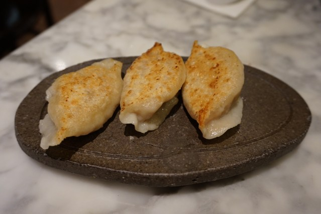 Fan Shoronpo Yaki Gyozas