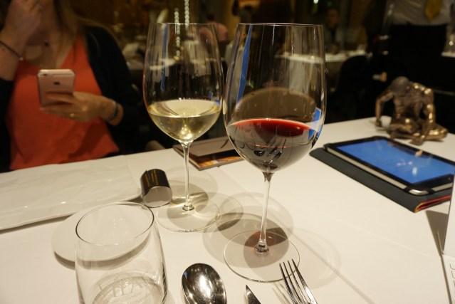vinos maridaje La Taverna del Clínic