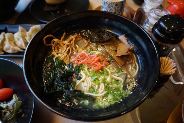 Kawamura Restaurante Ramen Vegetal