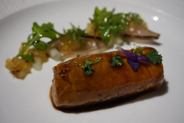 Butifarra de Pollo Mercer Restaurant Harry Wieding