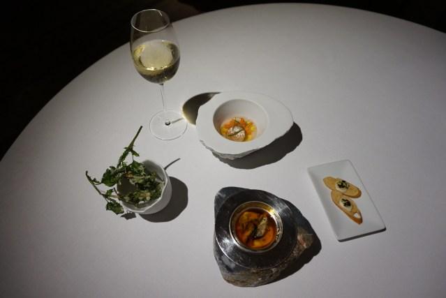 Menú Degustación Mercer Restaurant Harry Wieding
