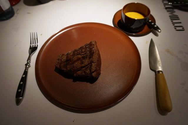 Solomillo Restaurante Black Angus Nebraska