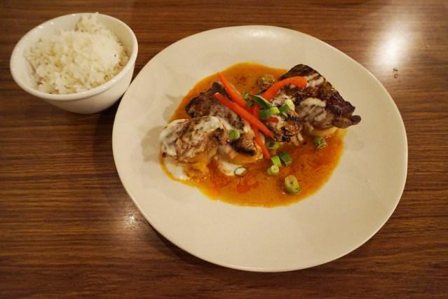 lamün cuina thai Masaman Kangkaewta