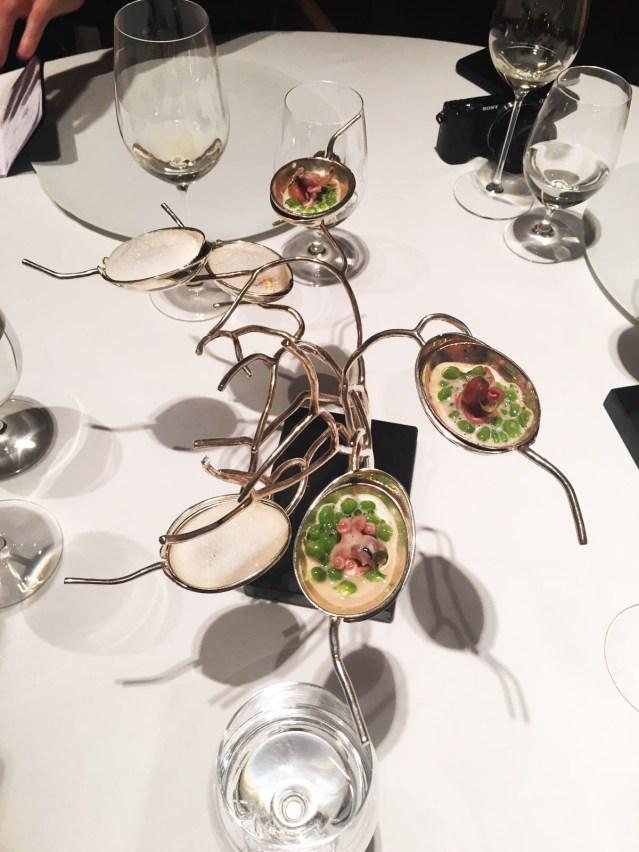 platos El Celler de Can Roca 2017