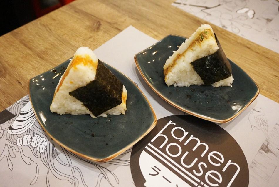 Ramen House onigiri