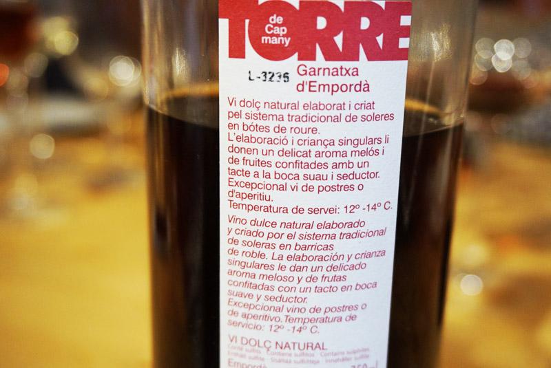 Restaurante Tomás to+ de David García en Pala de Torroella