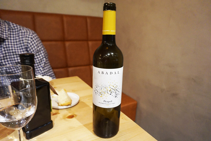 restaurante tomas david garcia Abadal Picapoll D.O. Pla de Bages