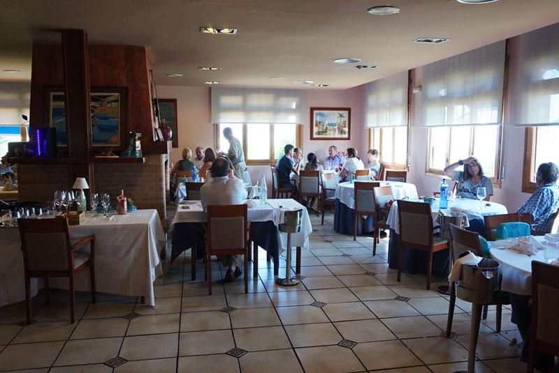 La Barca de Ca L'Ardet restaurante en calafell