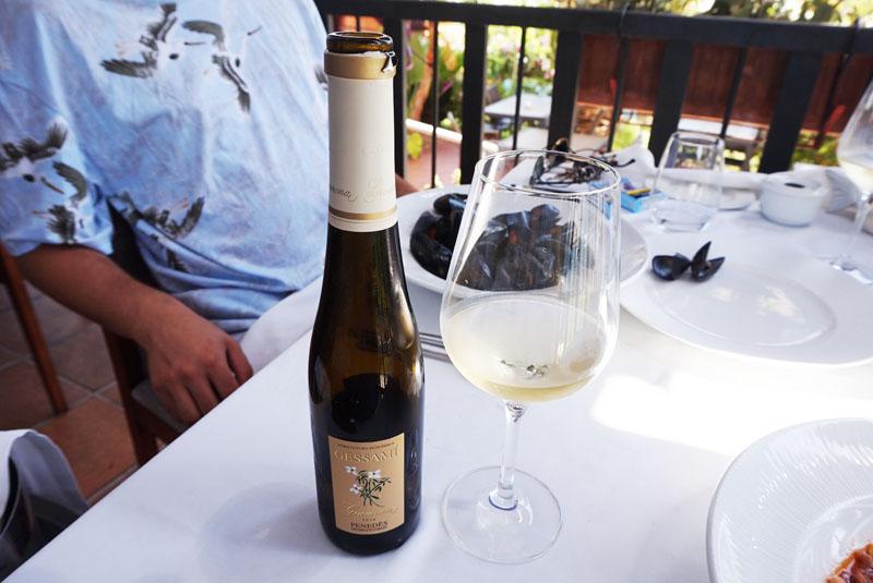La Barca de Ca L'Ardet vinos