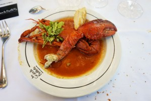 les grands buffets langosta y bogavante