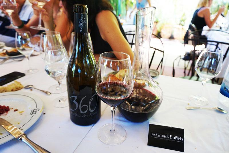 les grands buffets narbonne vinos