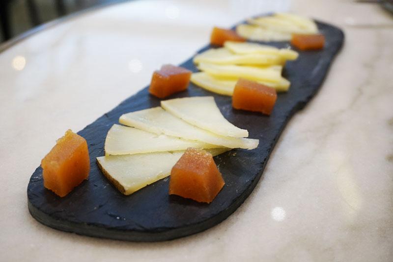 Origen Gastrobar quesos