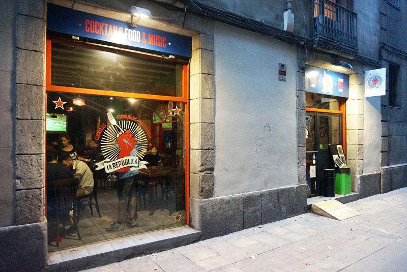 Restaurante La República, cocina argentina en Barcelona