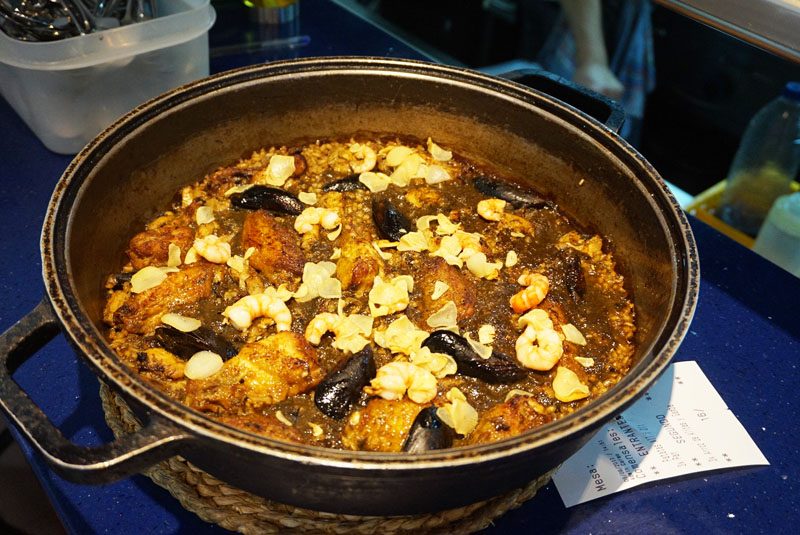 l'arroseria de cunit paellas y arroces