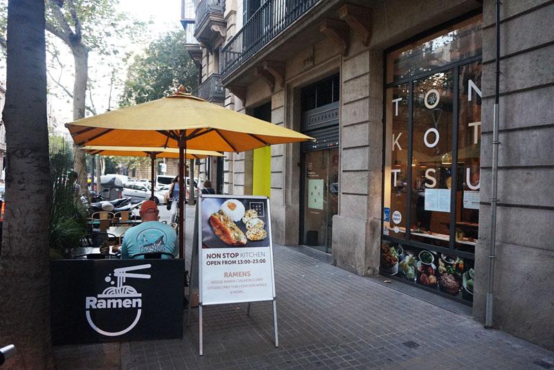 Tonkotsu Barcelona