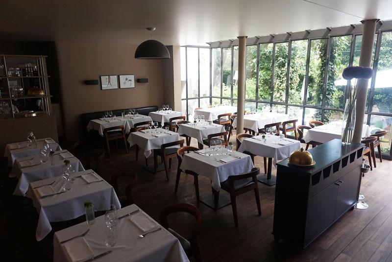 Le Petit Jardin restaurante