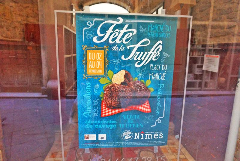 Fête de la Truffe de Nîmes