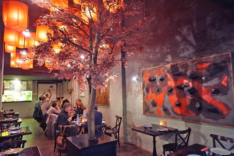 restaurante nomm barcelona