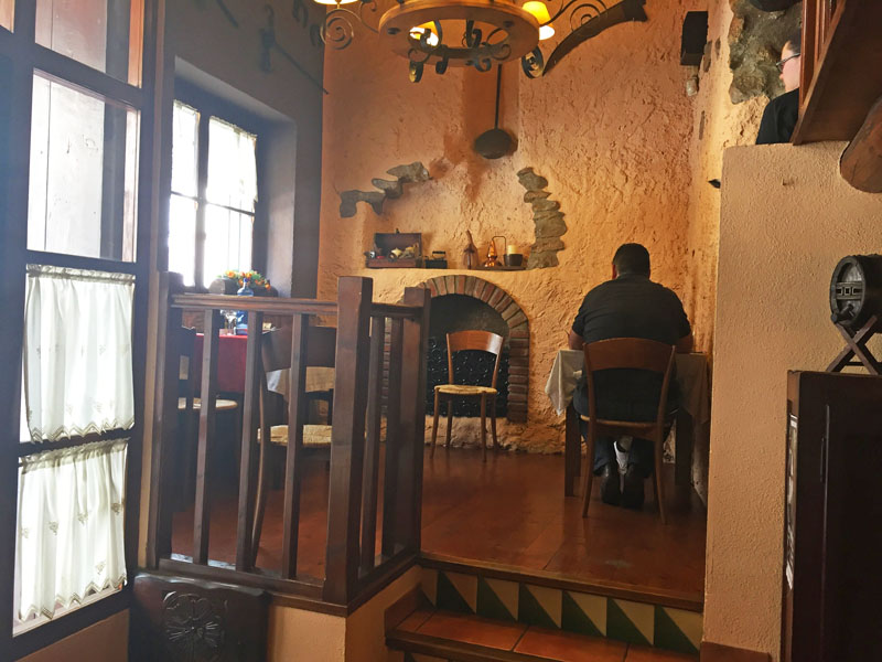 el trispolet restaurante