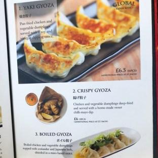 menu ippudo ramen london