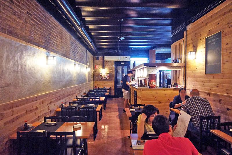 Restaurante El Nippón