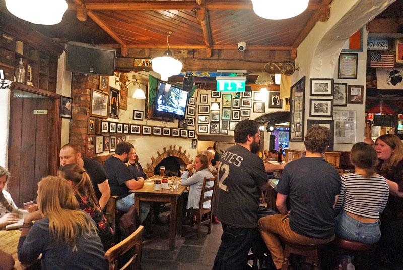 The Celt Bar