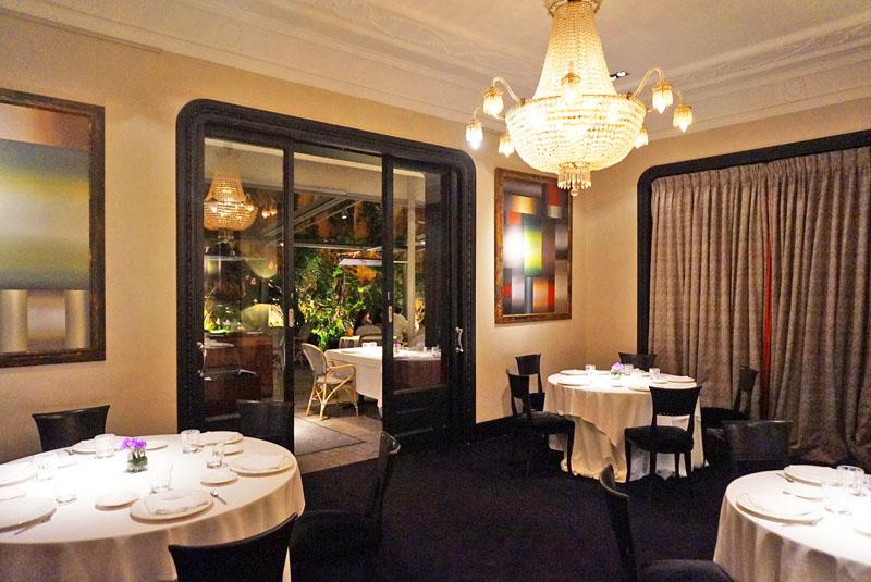 Restaurante Windsor Barcelona