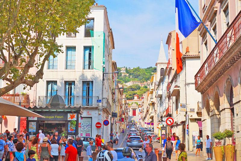 sète francia