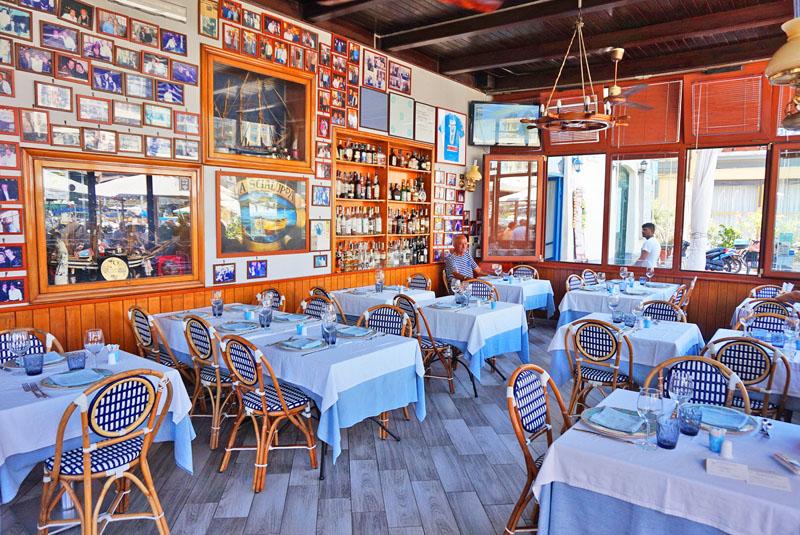 la scialuppa ristorante