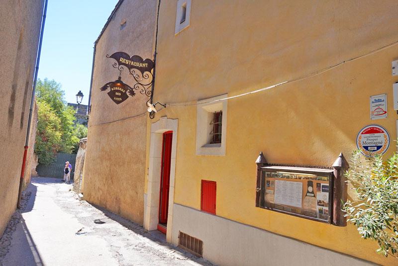 restaurant aurberge des lices carcassonne