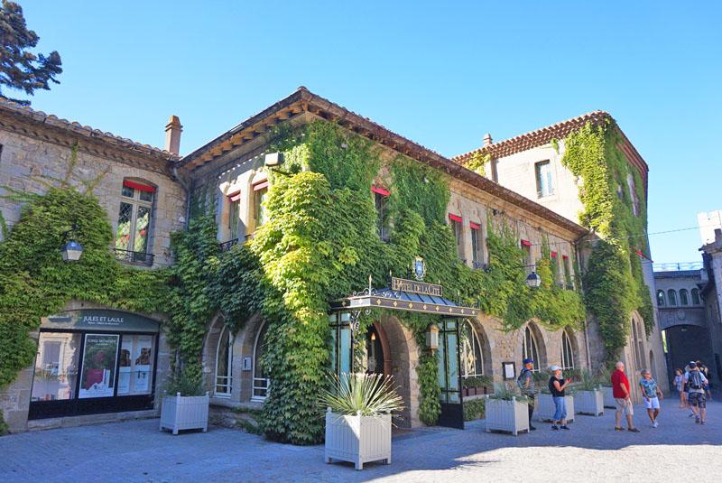restaurant auberge des lices de carcassonne
