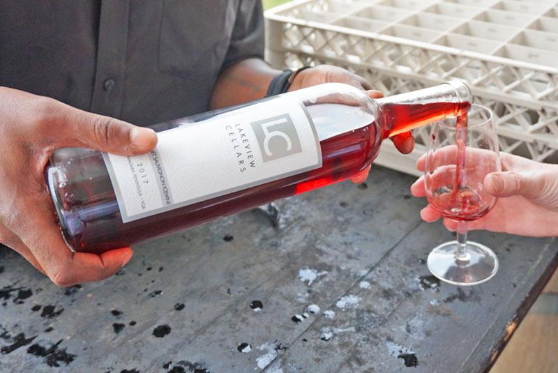bodega the lakeview wine