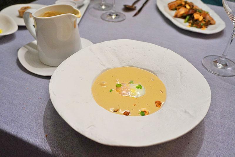 esmarris restaurante hotel dolce sitges