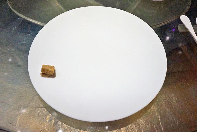 enigma restaurante barcelona menu degustación