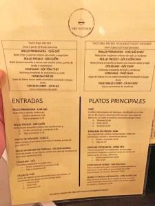menu viet kitchen